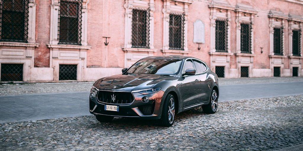 Test Drive for Maserati Levante & One Table Lunch at Tersane Istanbul