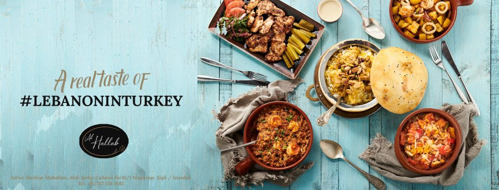 Al Hallab Turkey Lebanese Fine Dining Opening
